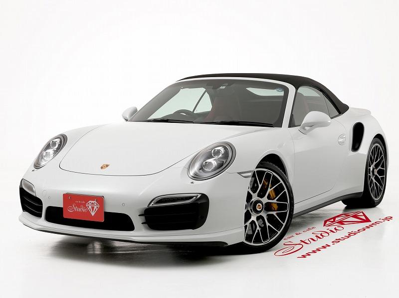 Porsche911ターボS