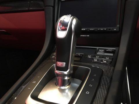 ポルシェ 911 ターボS カブリオレ