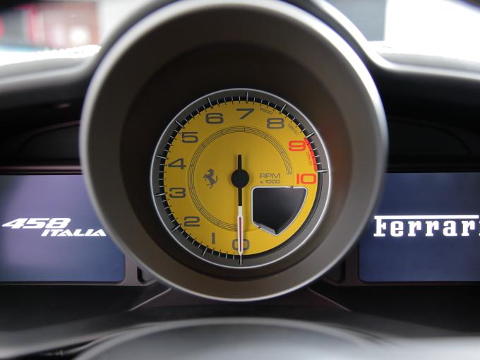 フェラーリ_458イタリア