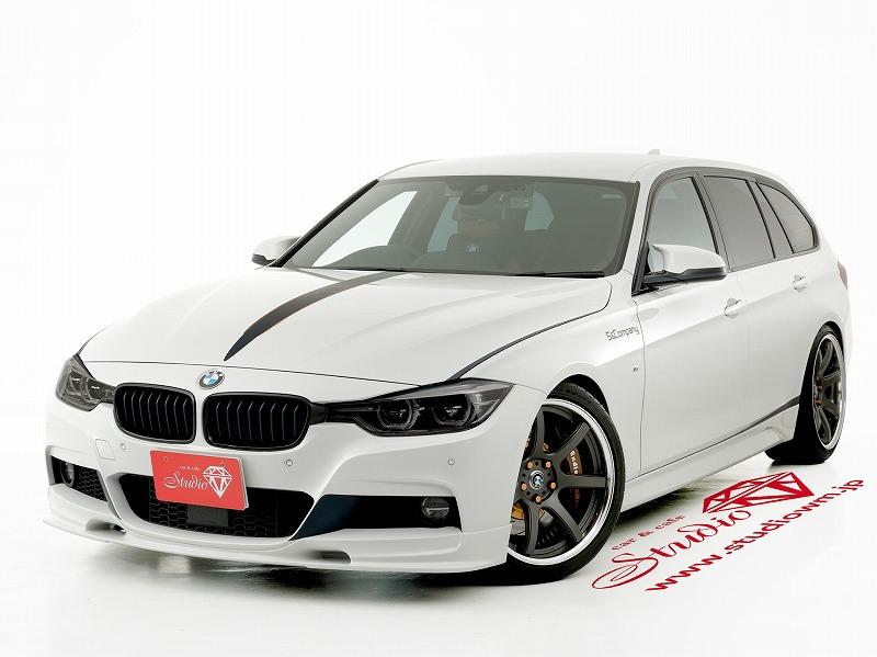 BMW340iツーリングMスポ
