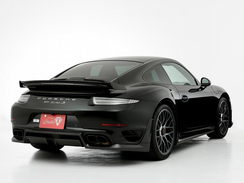 ポルシェ 911ターボS スポーツクロノ