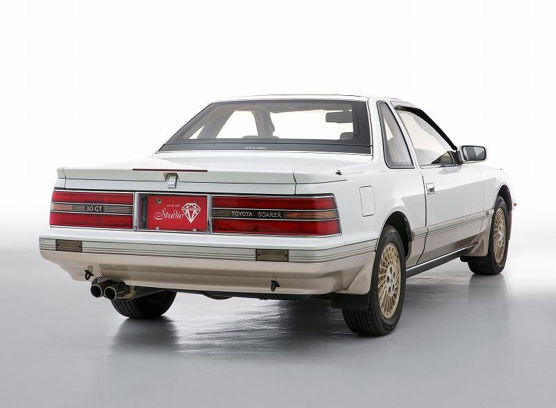 トヨタ ソアラ 3.0GT エアロキャビン 特別限定車 本革シート 本革巻ステアリング