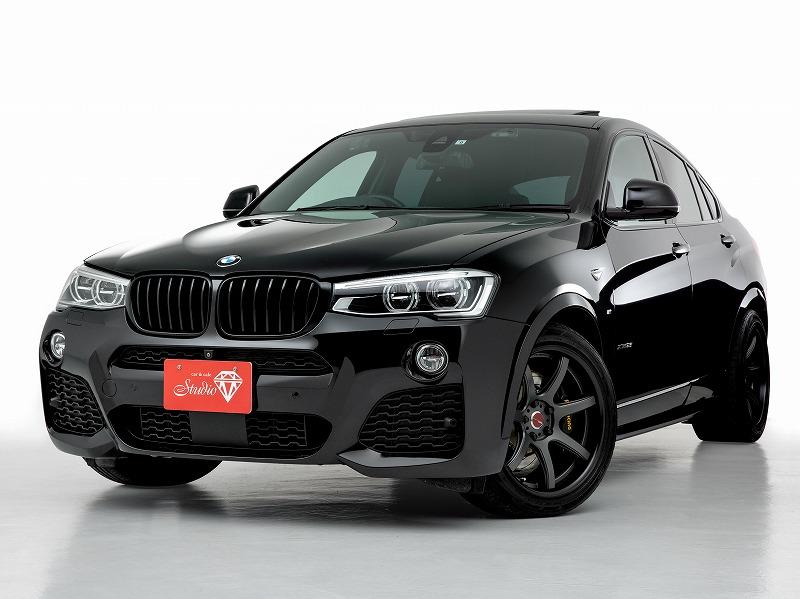 BMW X4 Mスポーツ XDRIVE35i