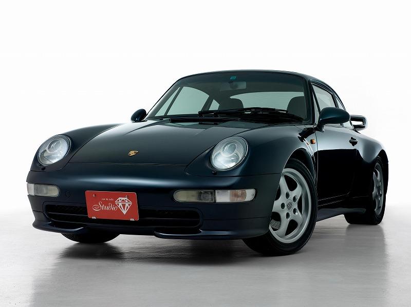 ポルシェ 911カレラ 993