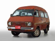 トヨタ タウンエースバン 初代モデル